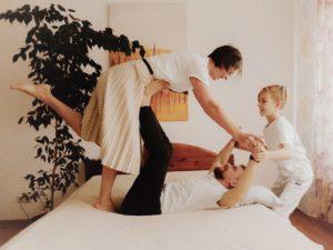 Photographe familial rennais