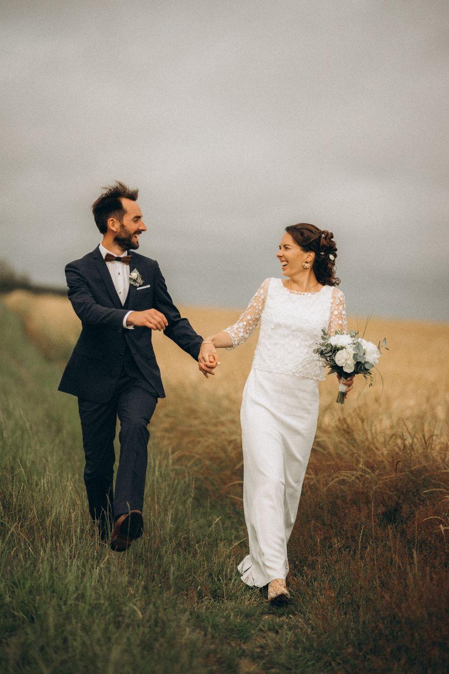 Shooting photo mariage en Ille et Vilaine